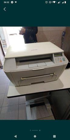 Лазерный принтер МФУ принтер сканер ксерокс 3 в 1 Samsung 4100