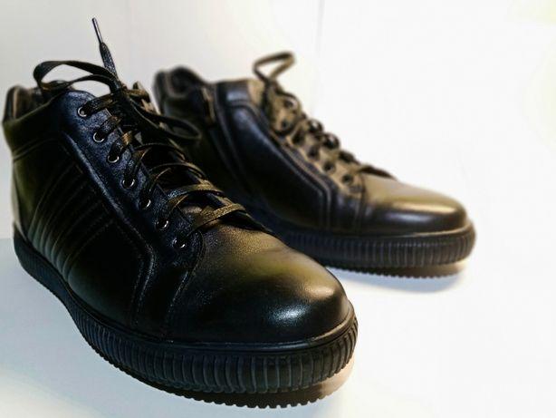Чоловічі зимові черевики!