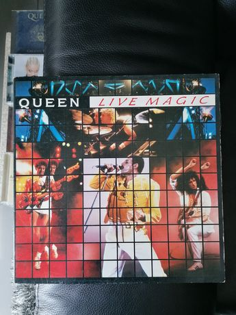Queen - Live Magic - EMI - Valentin de Carvalho - Excelente estado