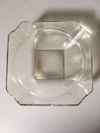 Cinzeiro Transparente Quadrado