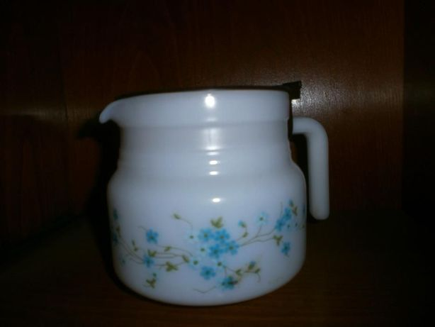 Кружка-чайник, стакан из термостекла для кофеварки