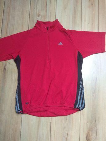 koszulka rowerowa męska Adidas L