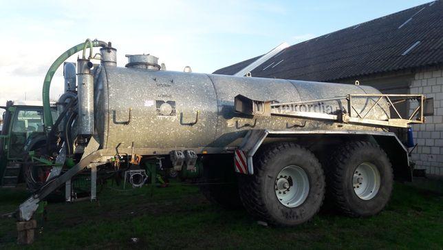 Beczkowóz 16000 litrów Rekordia