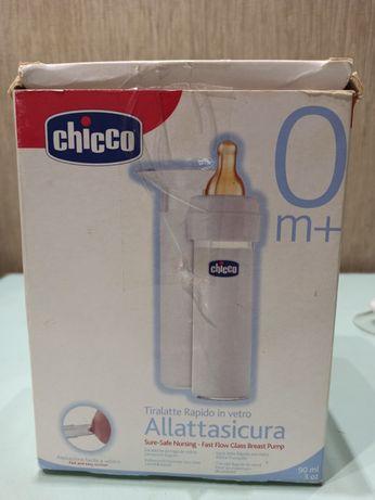 Молокоотсос поршневый Chicco