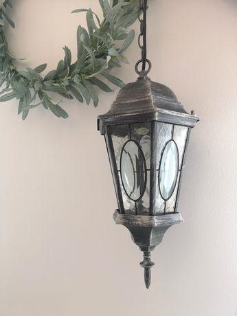 Lampa wisząca Markslojd Vera nowoczesna metal szkło wewn i zewnętrzna