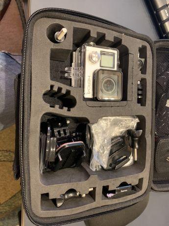 Kamera sportowa go pro hero4