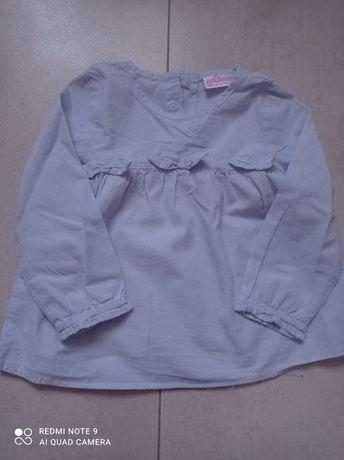Bluzeczka dziewczęca