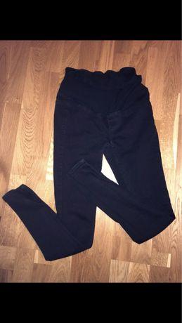 Spodnie ciążowe h&m mama 36 s