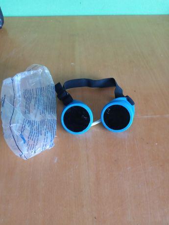 Зварочні окуляри