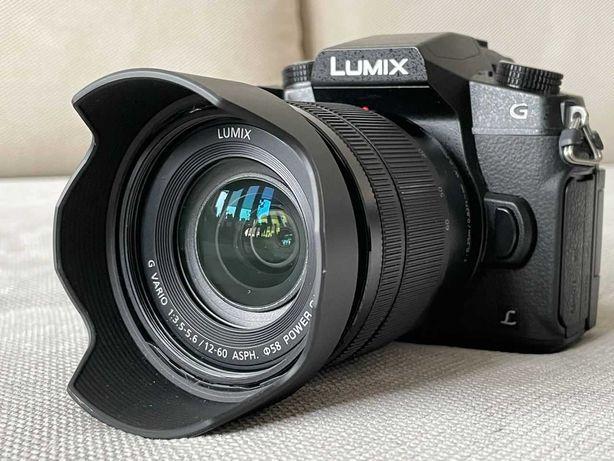Фотоаппарат PANASONIC LUMIX G80 + объектив 12-60mm | Гарантия
