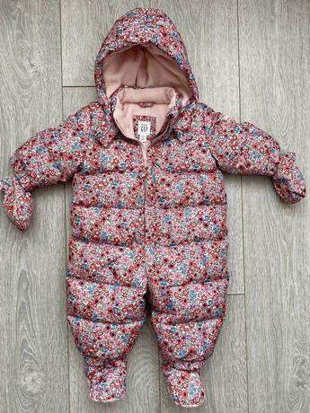 Зимний комбинезон Gap,одежда для новорожденых