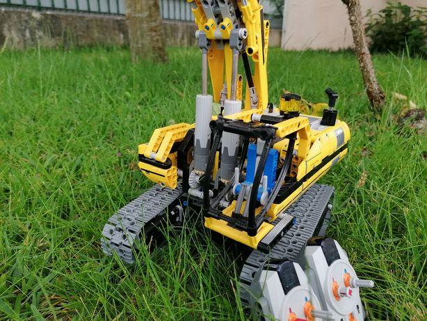 Lego Technic Máquina Escavadora