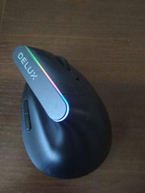Ergonomiczna mysz bezprzewodowa