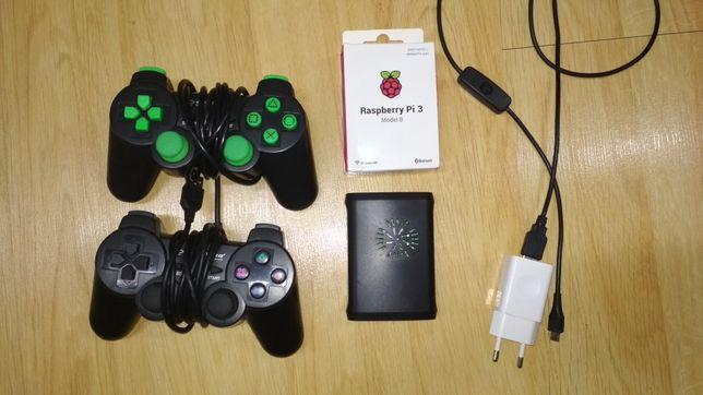 Міні ПК Raspbery Pi 3b прошитий під Playstation 1