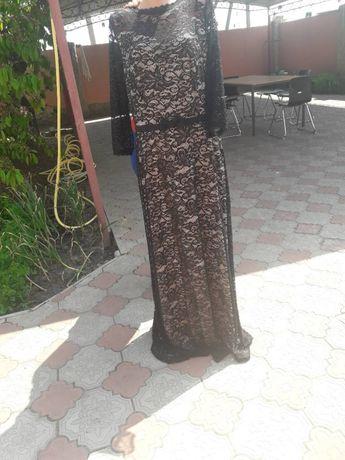 Платье в пол Срочно