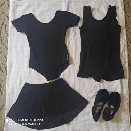 Танцевальный купальник трико (шорты) 164-168