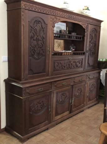 Mobilia de sala vintage