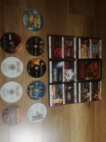 Sprzedam kolekcje filmów dvd 19 szt