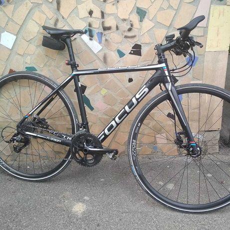обмен велосипед фокус  на циклокросс