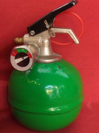 Mini extintor portátil, Raro em bom estado, para colecionadores