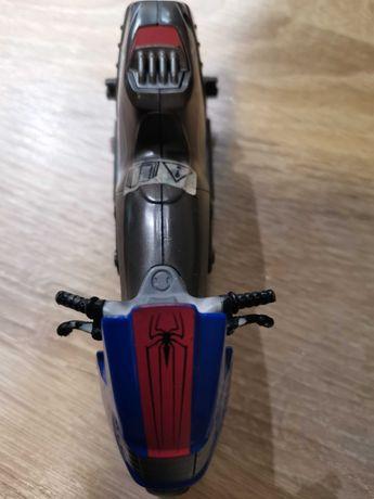 Motor spiderman hasbro