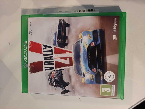Gra V-rally 4 na xbox one