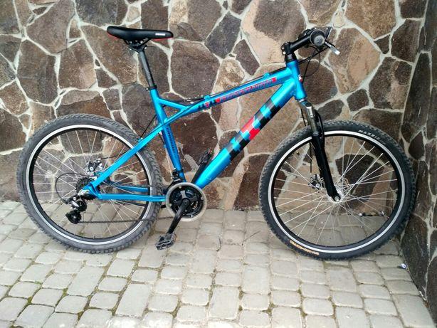Велосипед алюмінієвий гірський Crosswind MT 11