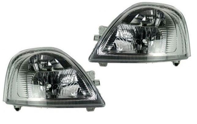 Komplet Lamp Przednich Reflektorów Renault Mascott po 2004 roku nowe