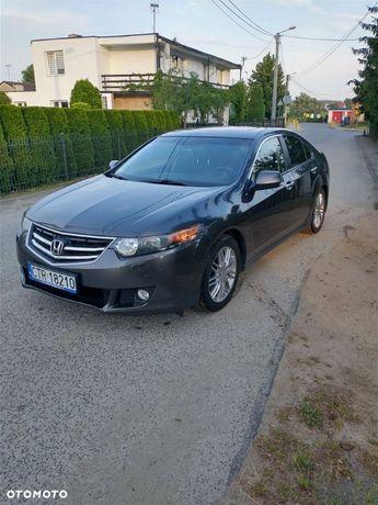 Honda Accord Sprzedam Honda Accord VIII, 2.0 156km, benzyna+gaz, polski salon 2010.
