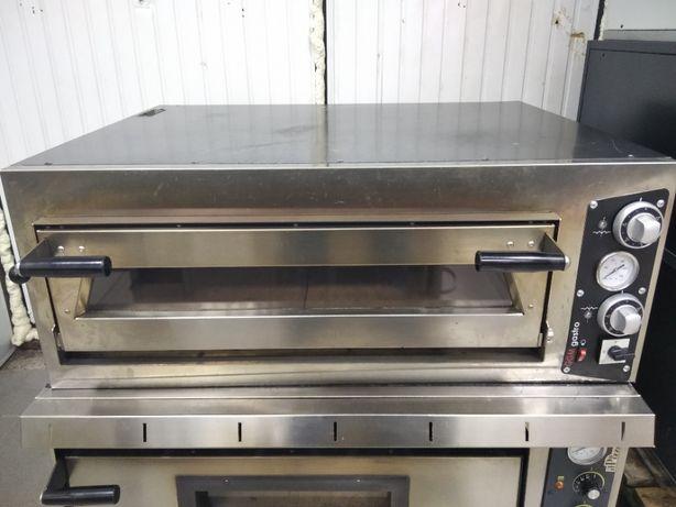 Печь для пиццы GGM PEP44, Жарочный шкаф. Пицца-печь, Подовая б/у