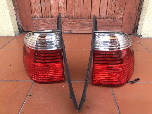 Lampy w karoserie Bmw e39 kombi lift