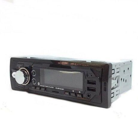 Автомагнитола HS MP-4252 BT 2 USB+Bluetooth ISO + ПОДАРОК: Наушники