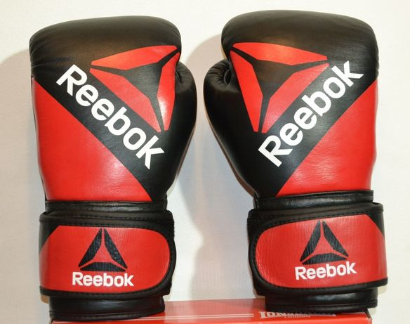 Перчатки Reebok Combat Leather