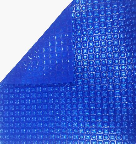 Cobertura térmica OXO azul 500Micras - entregamos em todo o país