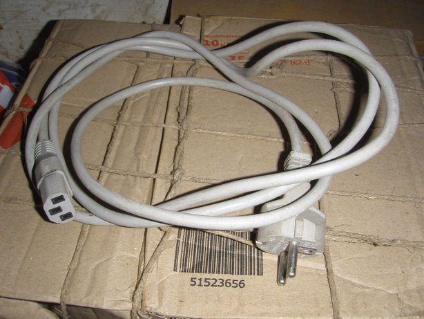 кабель сетевой для компьютера б.у. недорого