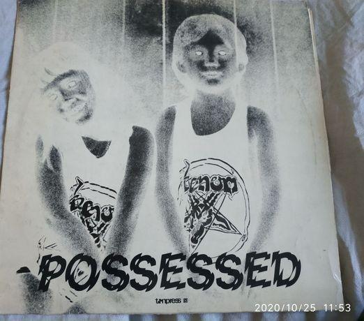 Venom – Possessed (1987) - Vinyl, Tonpress