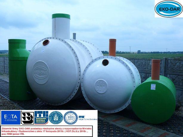 Zbiorniki szamba ekologiczne, gnojowice,deszczówkę,rsm,nawozy Ates ITB