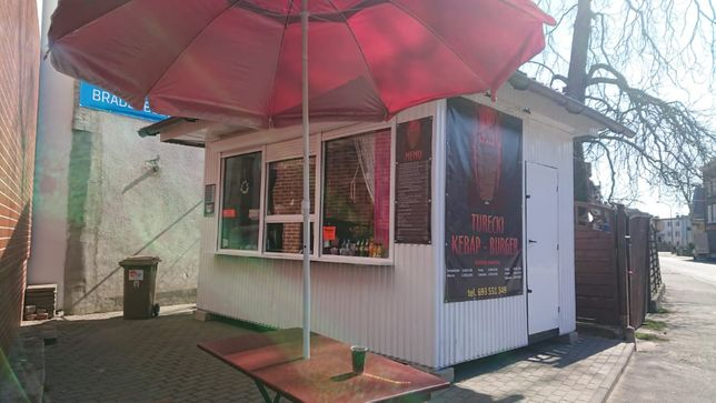 ///Lokal gastronomiczny Kebab Burger/// Okazja tylko dzisiaj