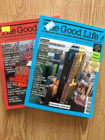 "2 Revistas ""The Good Life"""