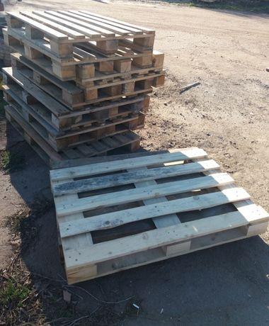Поддоны деревянные 1200 х 800