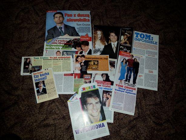 Tom Cruise - materiały prasowe - sprzedam