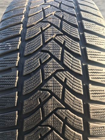 Зимова шина б/у 1шт. Dunlop Winter Sport 5 245/45 R18 (7,5mm)
