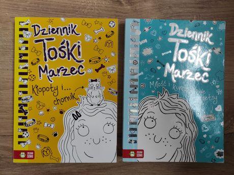 Dziennik Tośki Marzec zestaw
