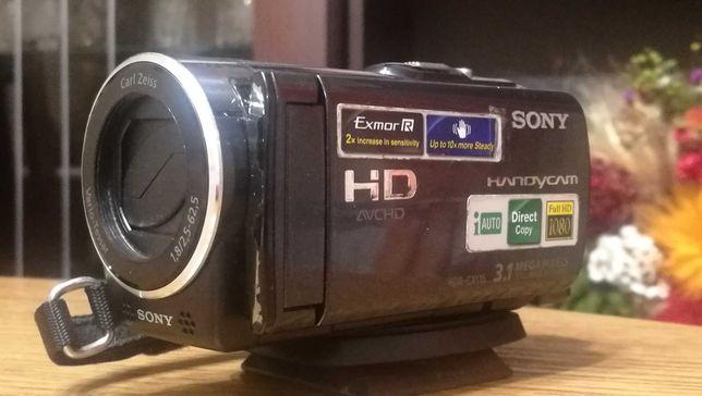 Kamera Sony HDR-CX 115+STATYW
