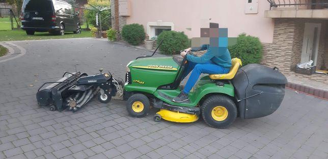 Traktorek kosiarka John Deere LTR166