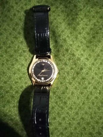 Zegarek pozłacany Yves camani