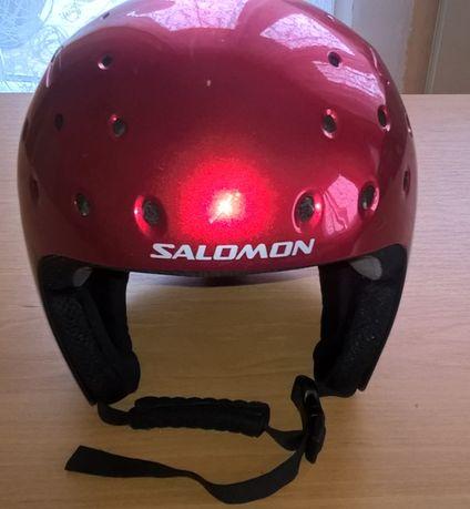 Kask narciarski / snowboard SALOMON Equipe Junior S/M 55-58cm