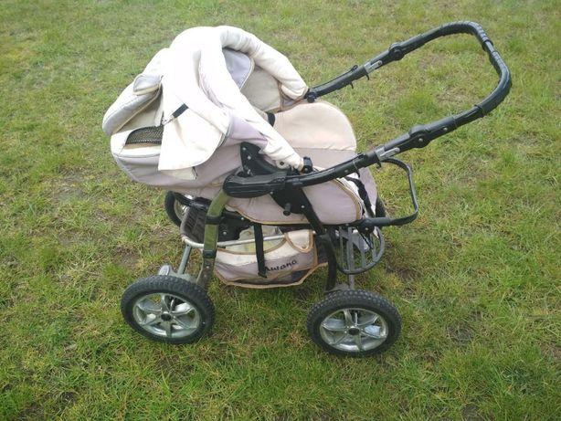 Детская универсальная коляска 2 в 1 Bebetto Murano