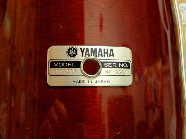 Yamaha Recording Custom Tom 13""