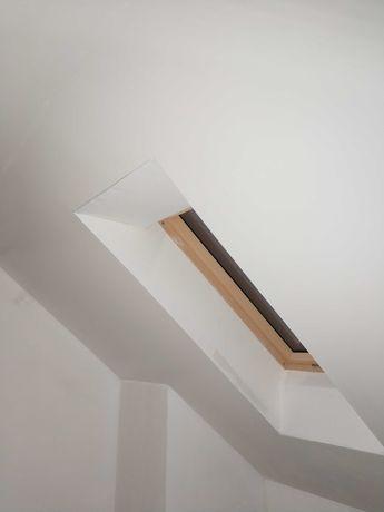 Zabudowy karton gips, Malowanie , gladzie , ocieplenia , Panele pod